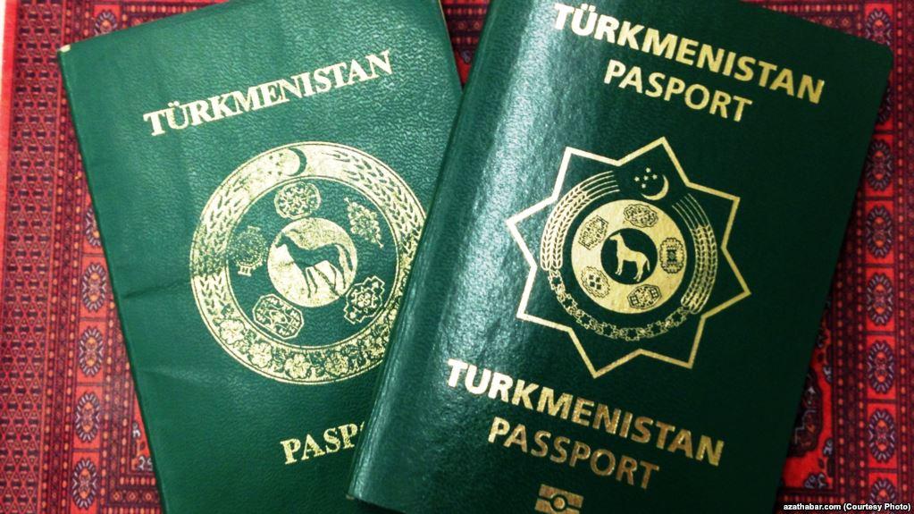 В Туркмении жителям запрещают выезжать из страны