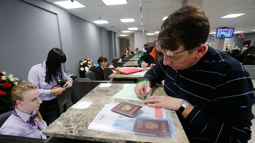 Визы в Украину можно будет получить в новых визовых центрах