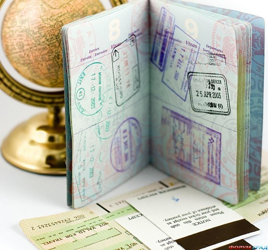 Долгосрочная виза: виды и предназначения