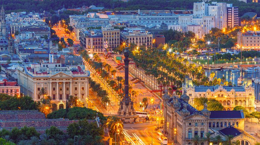 «Золотая» недвижимость в Барселоне