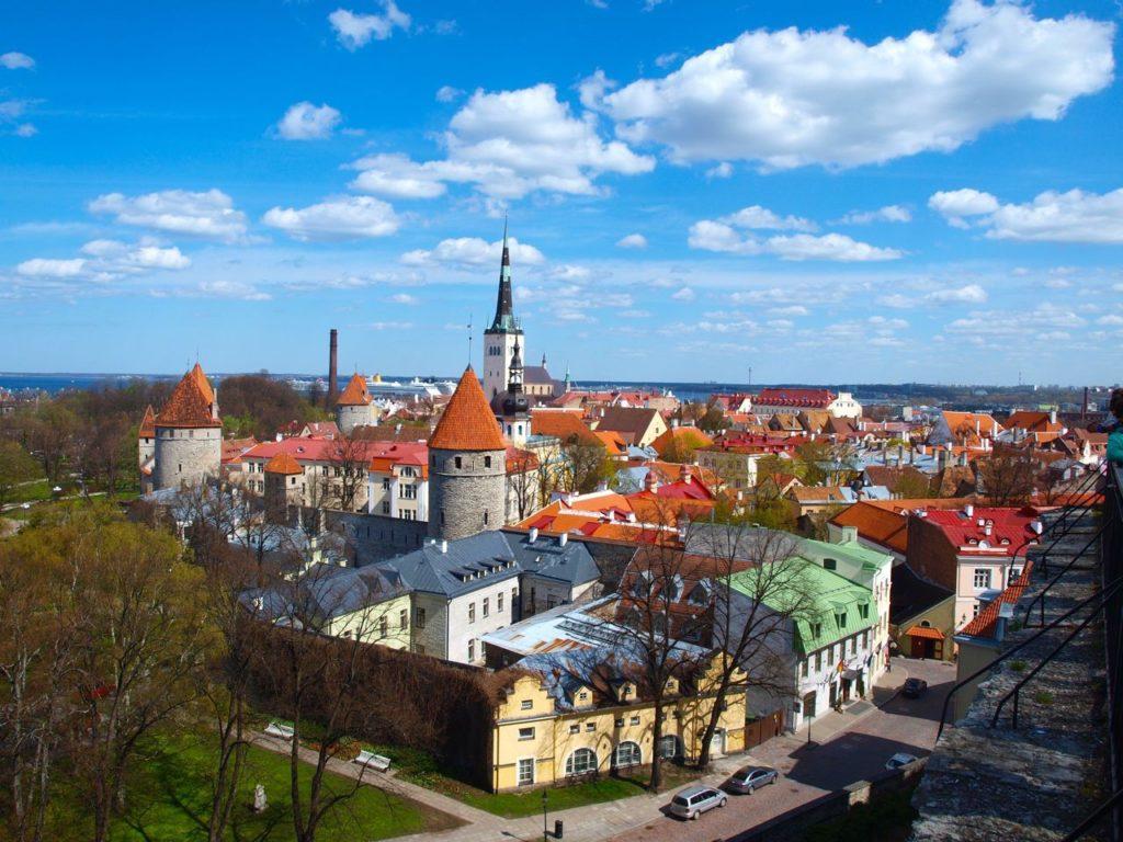 Как переехать жить в Эстонию? Процедура получения ВНЖ пошагово