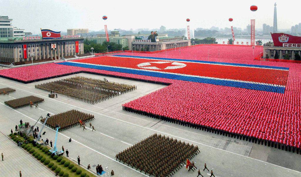 Туристы временно не смогут получать визы в Северную Корею