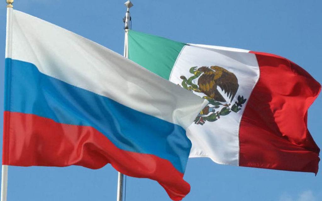 Россия может отменить визовый режим с мексиканцами