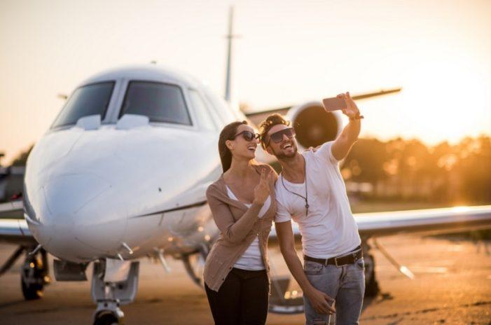 10 причин путешествовать частным самолетом