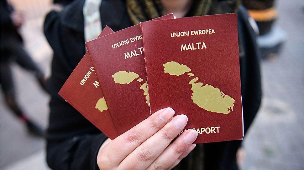 Мальта переживает «бум» на получение «золотых виз»