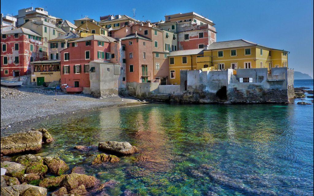 Покупаем недвижимость в Италии: Генуя