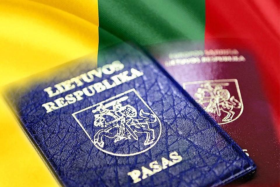 Литовцы решат на референдуме, нужно ли им двойное гражданство