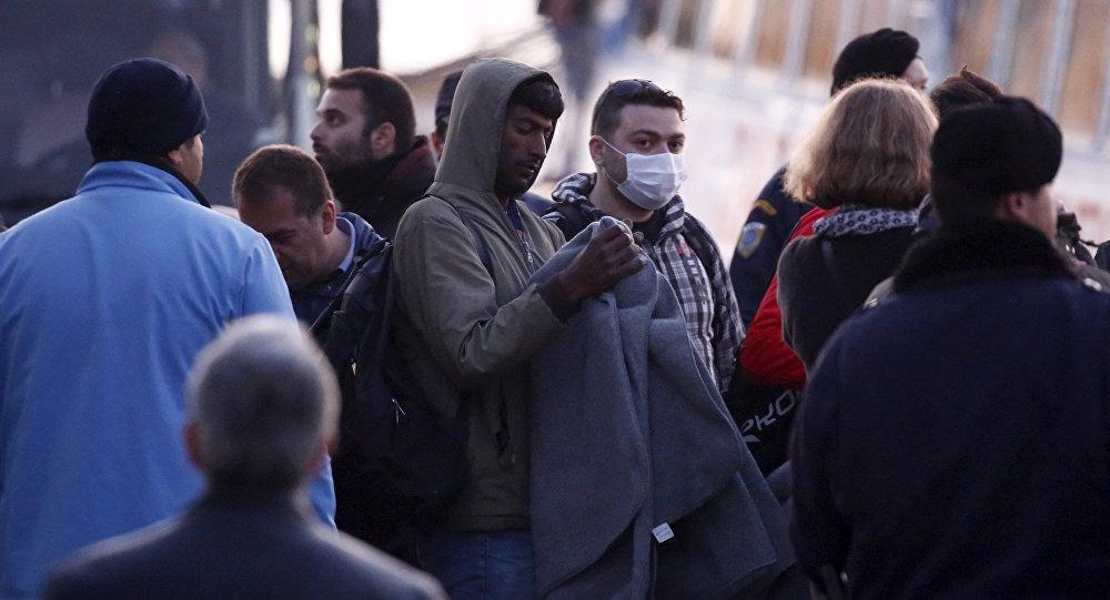 В Европу нелегально ввозили пакистанских мигрантов