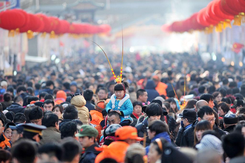 Китай станет самым популярным среди туристов к 2030 году