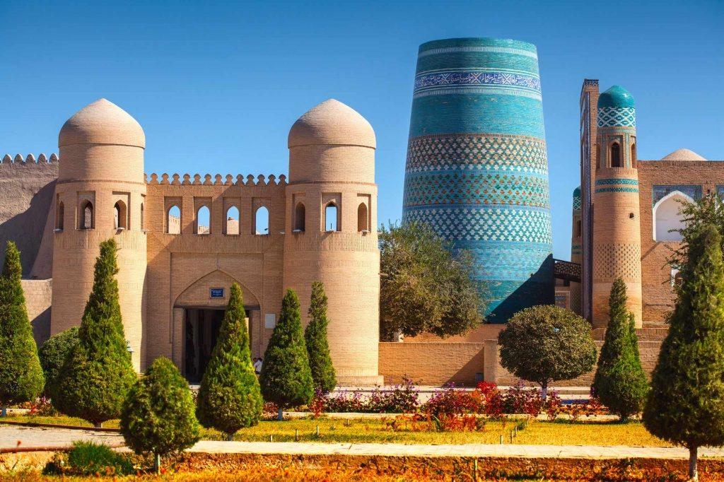 Российские туристы стали чаще ездить в Узбекистан