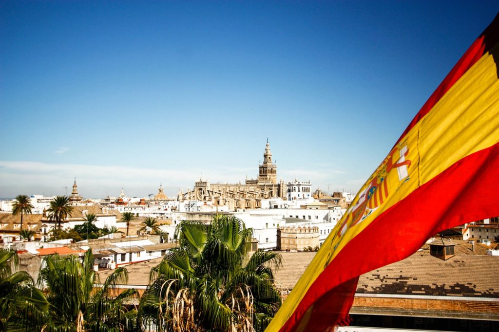 Иностранцы скупают недвижимость в Испании
