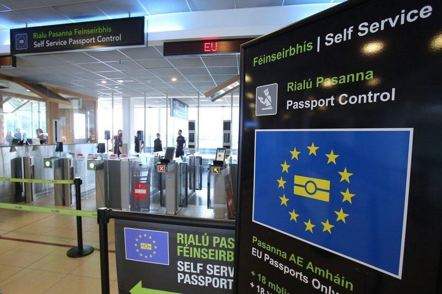 ЕС введет прохождение детектора лжи при прохождении пограничного контроля
