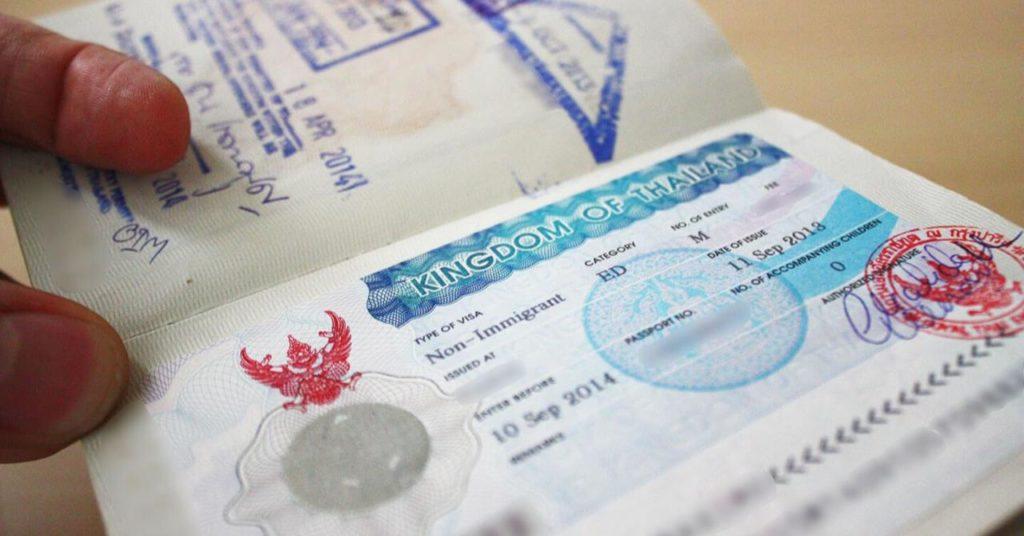 Визу в Таиланд теперь можно оформить через интернет. Первыми попробуют это сделать граждане КНР