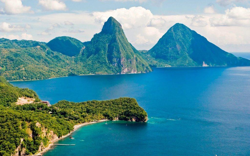 Безвизовый режим в Сент-Винсенте и Гренадинах для россиян начинает свое действие
