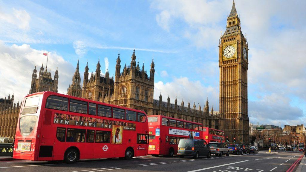 Стоимость жизни в Великобритании