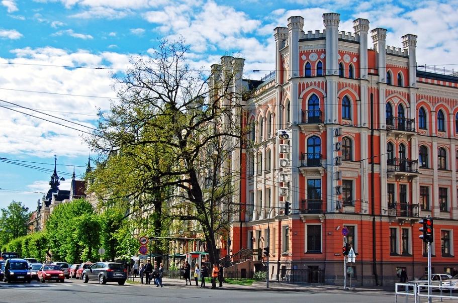 Центр Риги: какая недвижимость пользуется спросом?