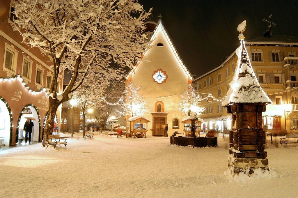 Зимний отпуск в Европе: 7 мест, где можно отдохнуть