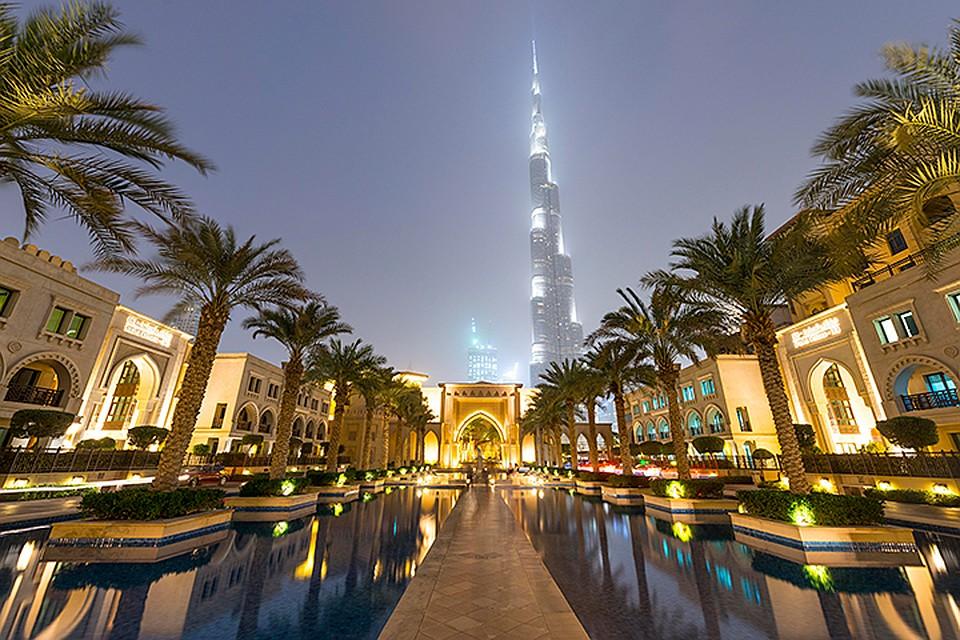 Арабские Эмираты: 100 компаний получат долгосрочные визы