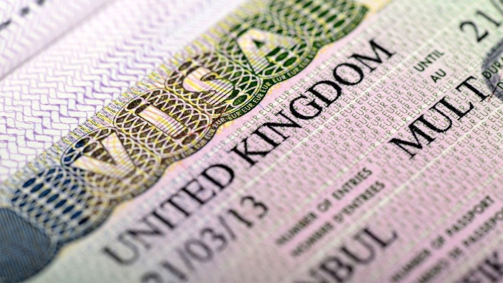 Рекомендации Британского посольства: правильная подача заявки на визу