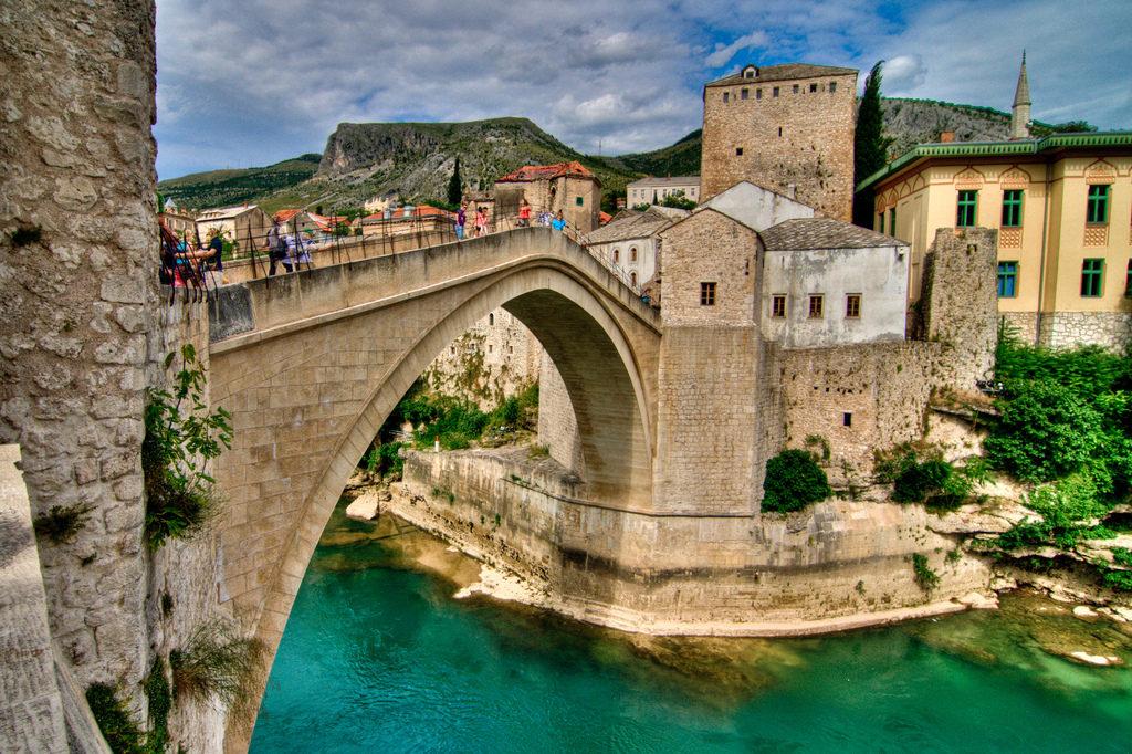Путешествие без визы в Боснию и Герцеговину для туристов России на 30 дней