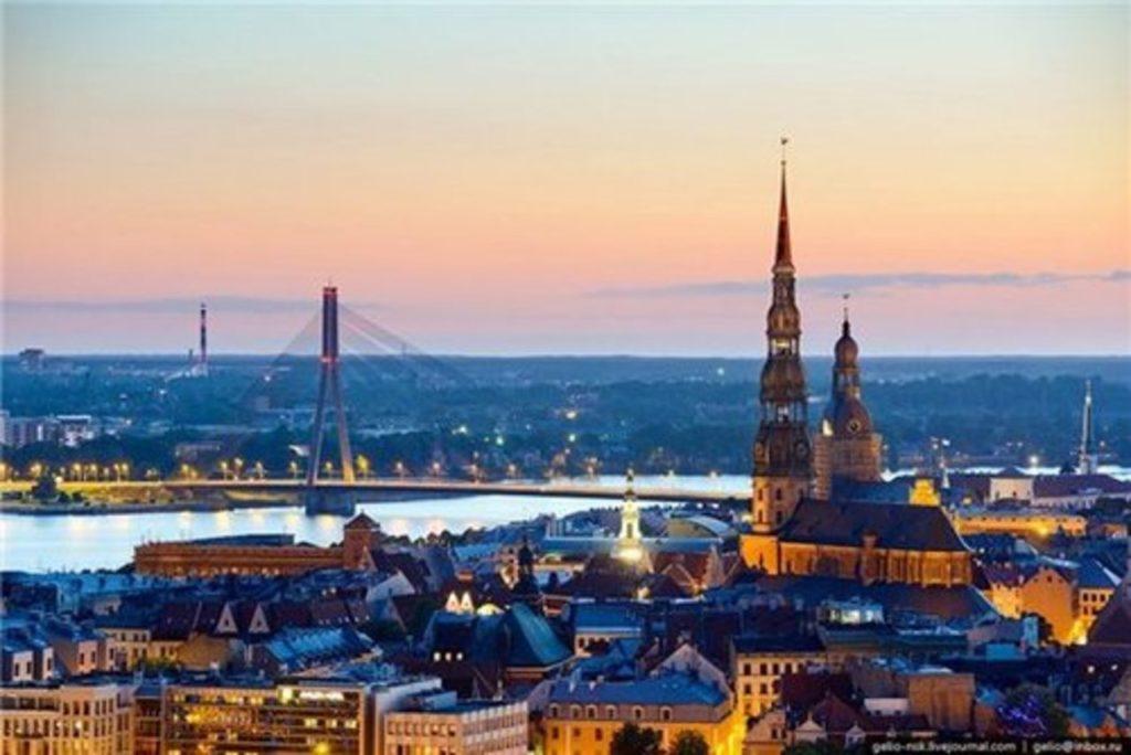 Устойчивость рынка недвижимости Латвии