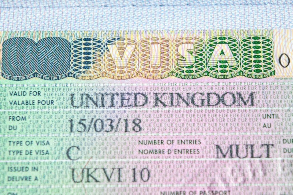 Английская виза: для поездки в Великобританию Шенген гражданам России не подойдет
