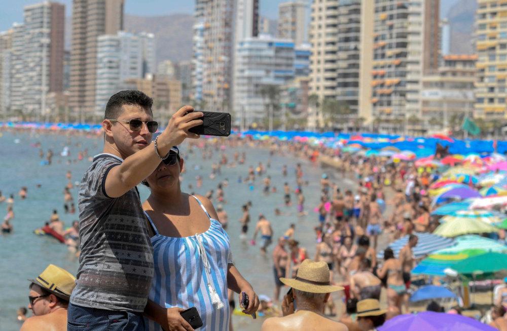 «Черный список» для туристов планируют ввести в Испании
