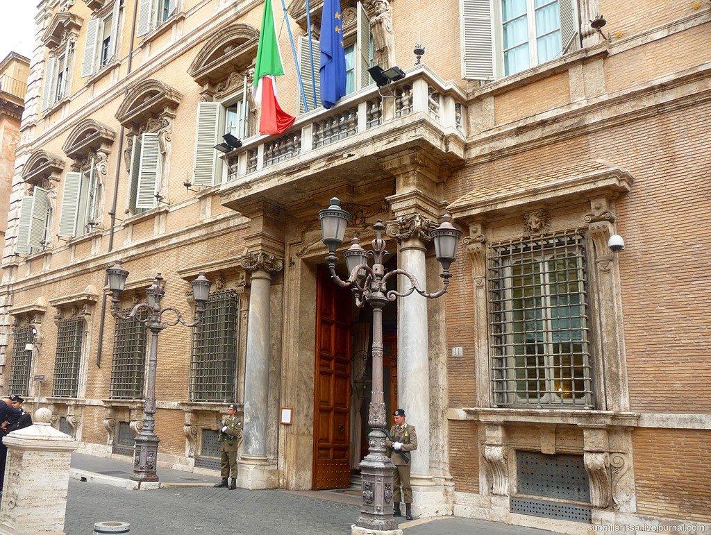 Предупреждение Консульства Италии: выявлена подделка виз