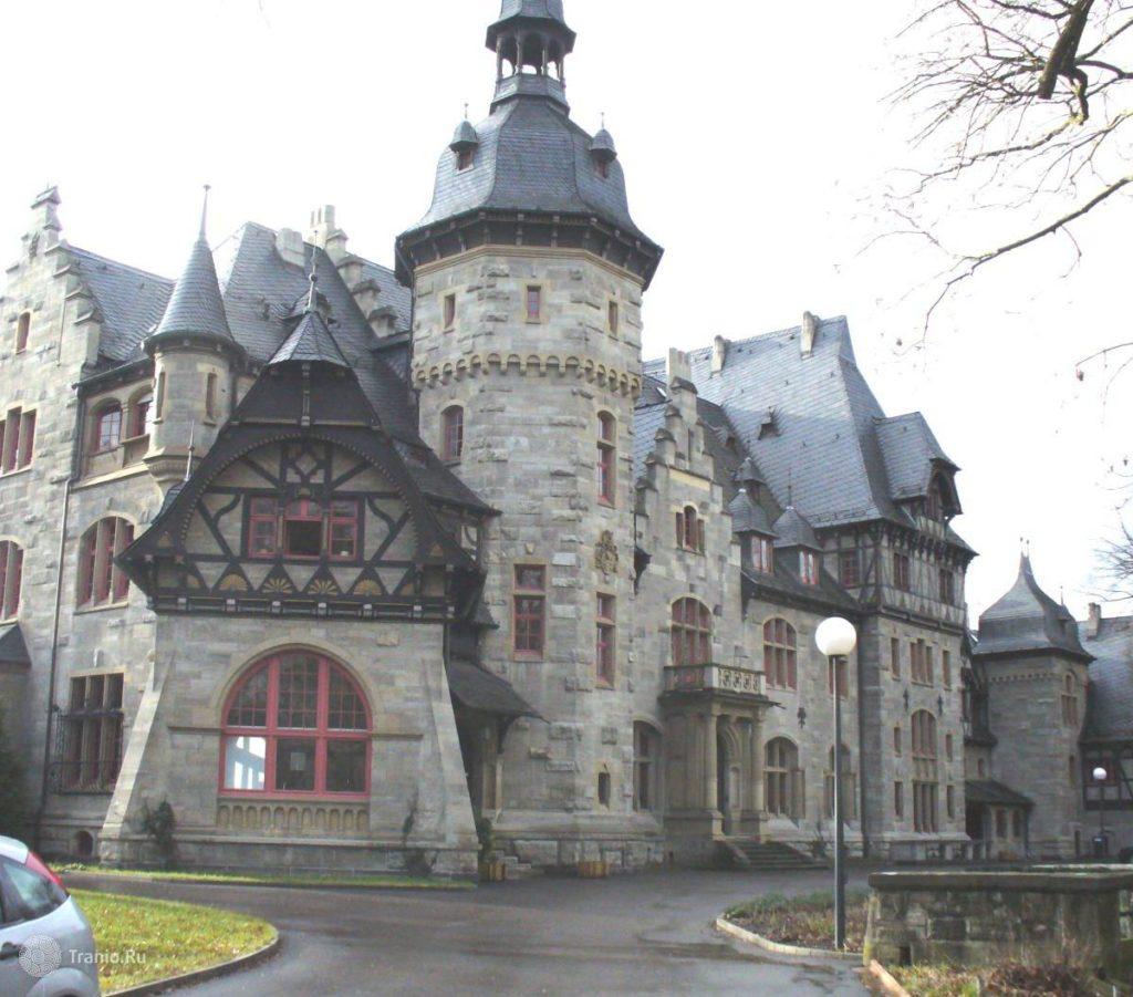 Покупка замка: сохранить историческое наследие в современной трактовке