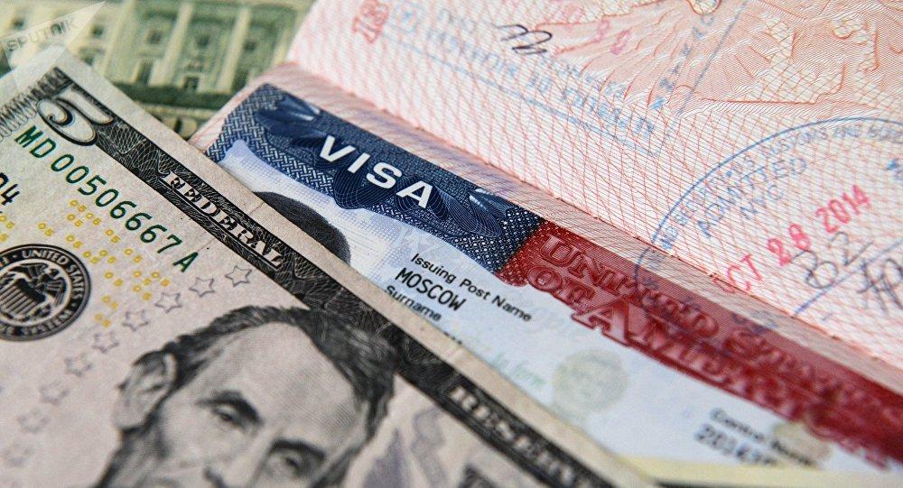 Виза в США: ужесточение правил для заявителей, имеющих низкий доход