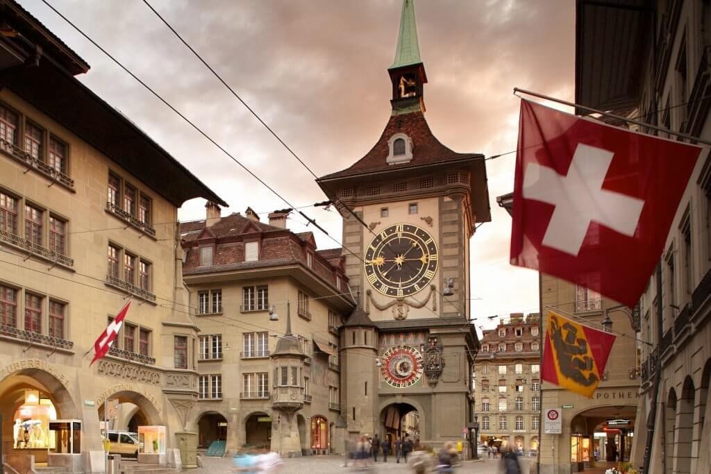 Швейцарская виза станет дороже