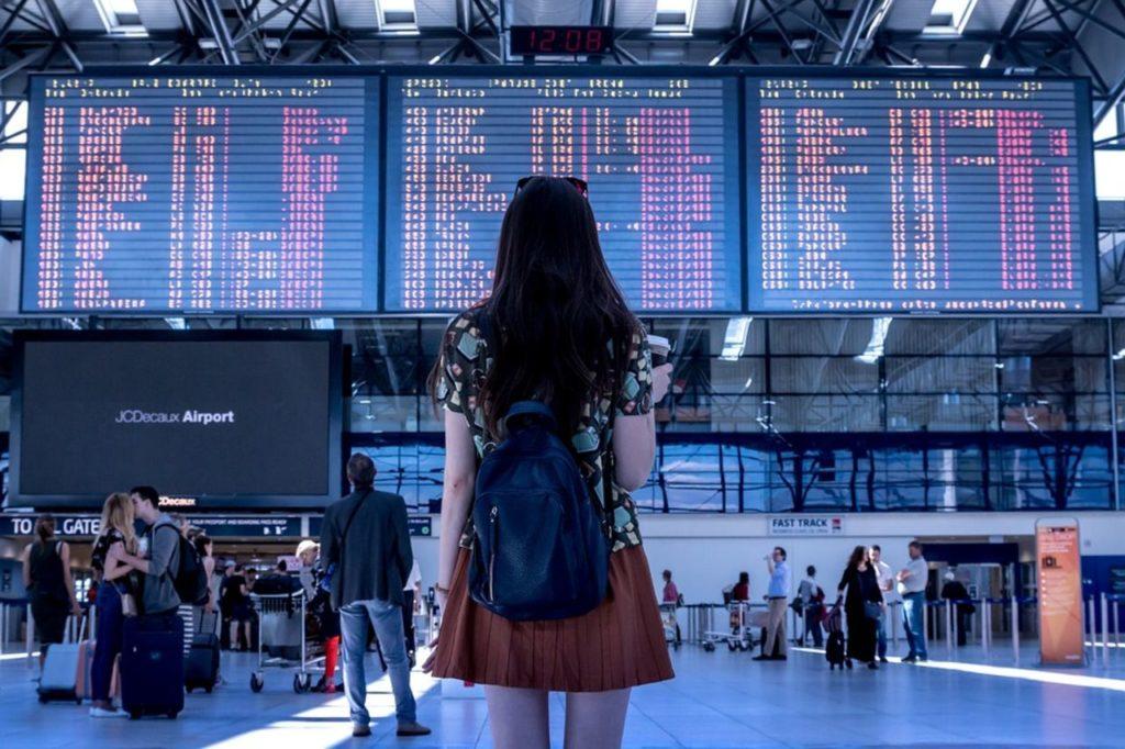 Рейтинг среди путешествующих наций