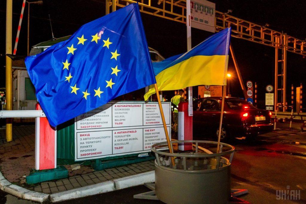 МИД Эстонии: отменить безвиз для рабочих мигрантов из Украины нельзя