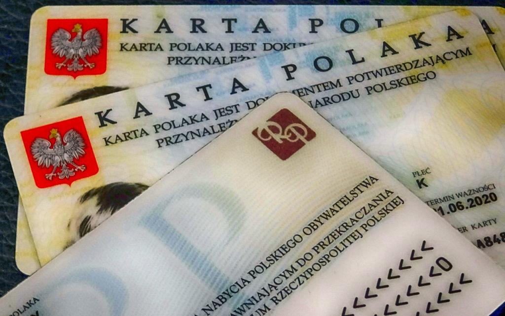 Карта поляка выдана более 137 тысячам белорусов
