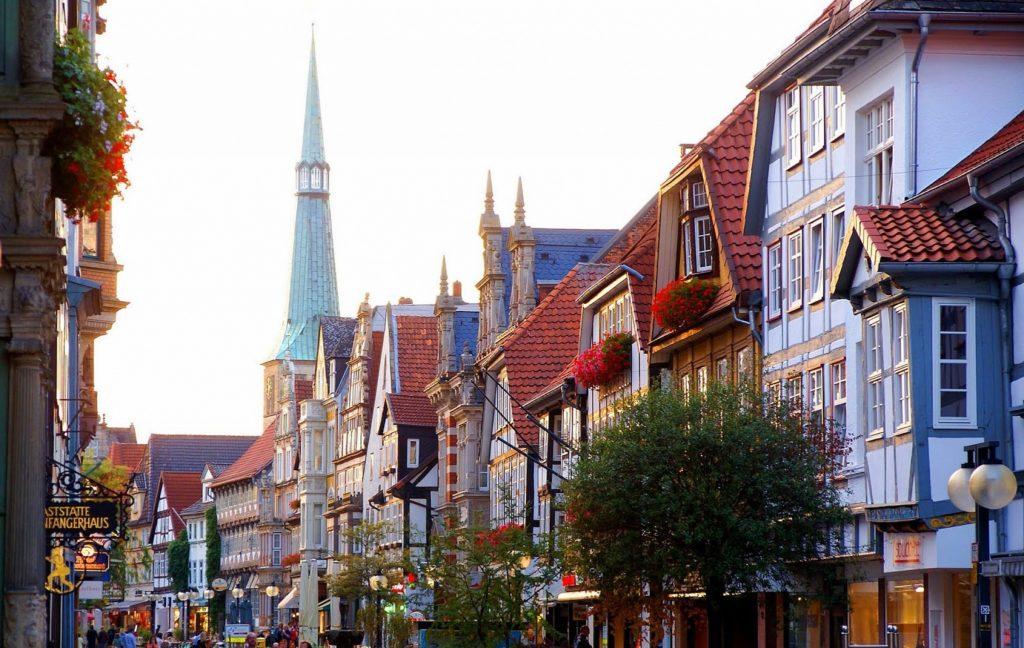 Поиски инвестиционных объектов жилой недвижимости в Германии