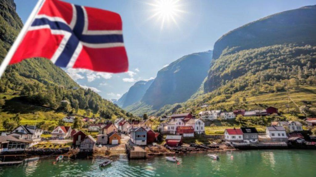 Количество российских туристов, посетивших норвежские фьорды, увеличилось на 20%