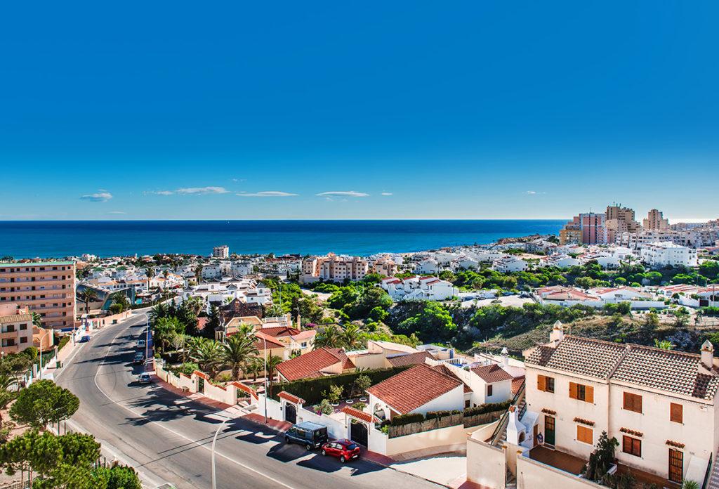 Рынок недвижимости Испании на первом месте