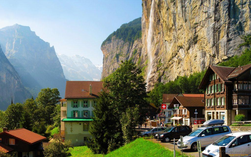 Швейцария: высокая цена за содержание недвижимости