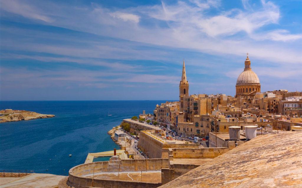 Доступность Шенгенской зоны, Великобритании, США через гражданство Мальты