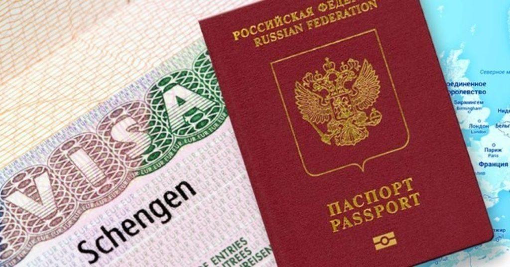 Россияне все чаще обращаются за шенгенской визой