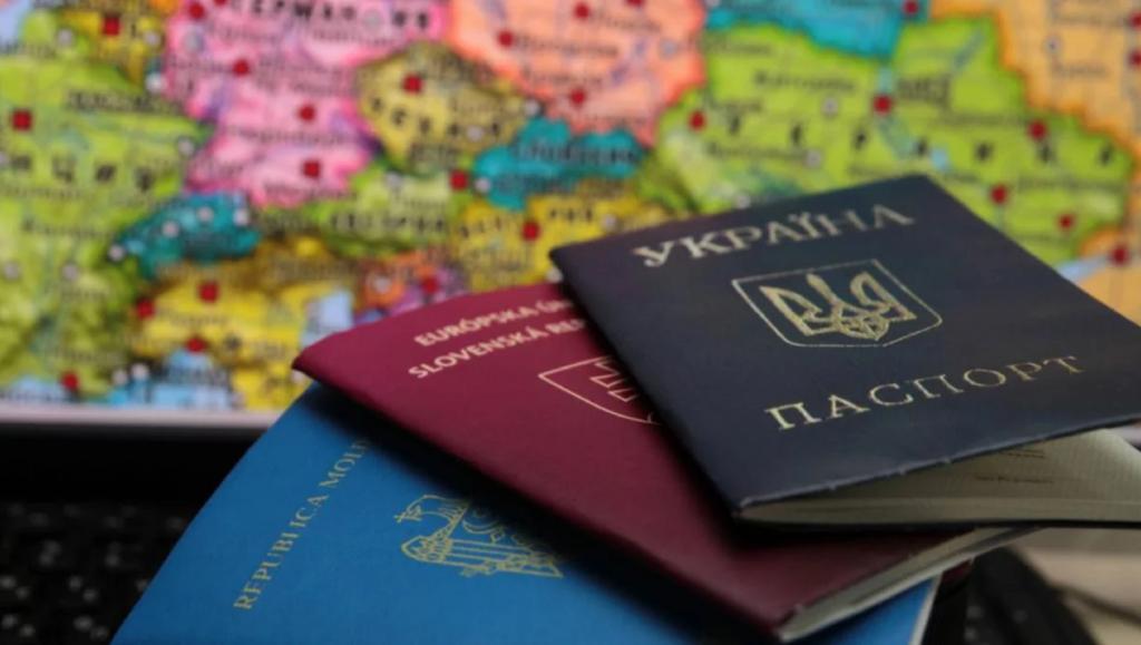 Правительством Украины рассматривается вопрос о праве на второй паспорт