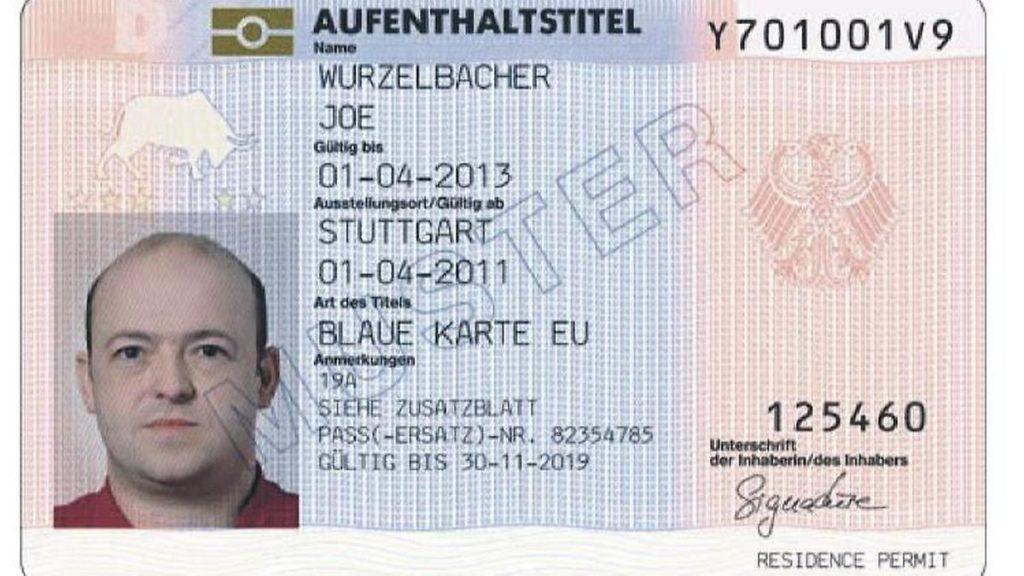 Германия: процедура приобретения вида на жительство