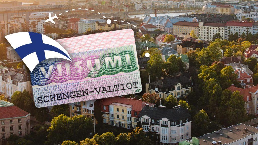 При оформлении финской визы имеется вероятность встретить Новый год дома