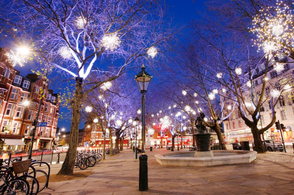 Куда можно слетать в новогоднюю ночь 31 декабря