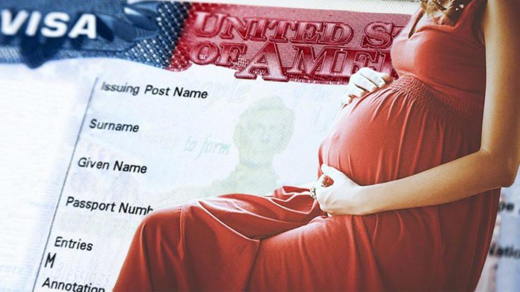 США: визовые правила для беременных