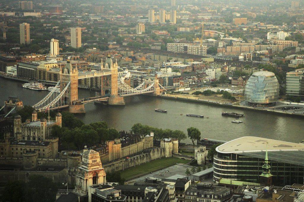 Инвестиции в реконструкцию Лондона