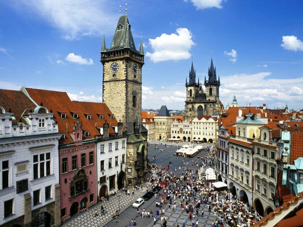 Чехия – возросший интерес к стране