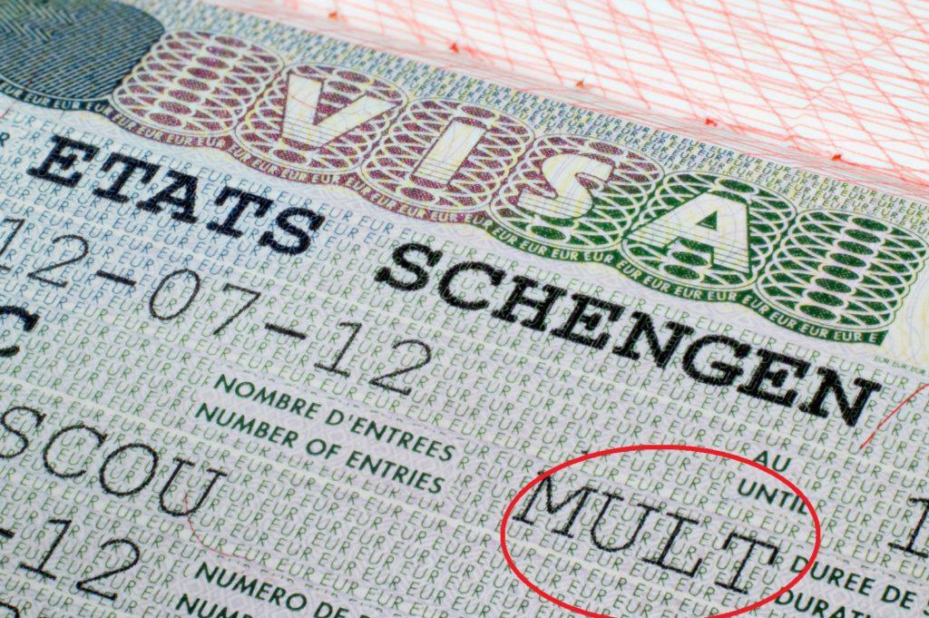 Получение пятилетнего шенгена