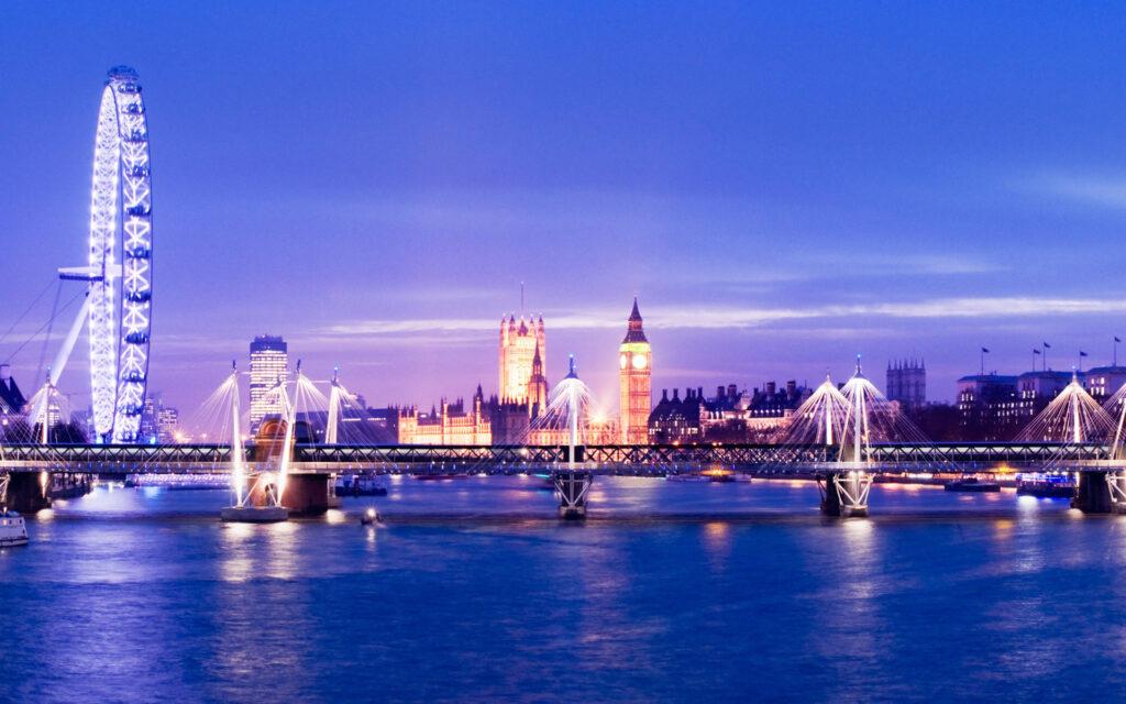 На работу в Лондон по новым критериям