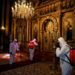 Коронавирус: проведение карантинных мер в храмах